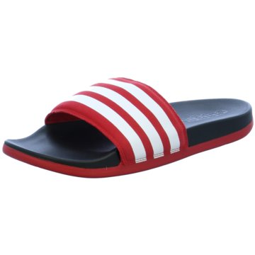 adidas Badeschuh rot