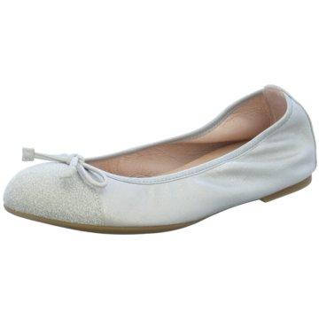 Unisa Modische Ballerinas grau