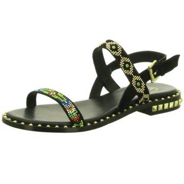 Ash Modische Sandaletten schwarz
