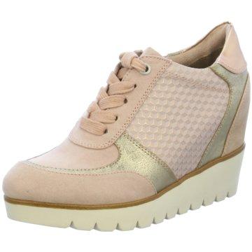 Tamaris Sneaker Wedges rosa