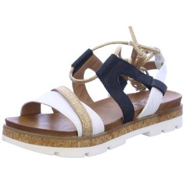 Mjus Modische Sandaletten weiß
