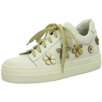 Franco Russo Napoli Modische Sneaker weiß