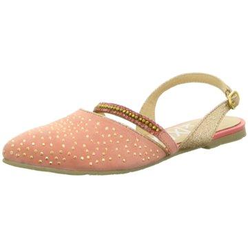 xyxyx Modische Sandaletten coral