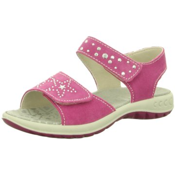 Lurchi by Salamander Offene Schuhe pink