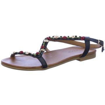 Inuovo Modische Sandaletten schwarz