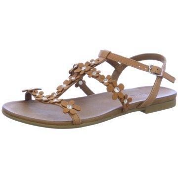 Inuovo Modische Sandaletten braun