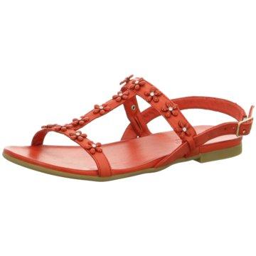 Inuovo Modische Sandaletten rot