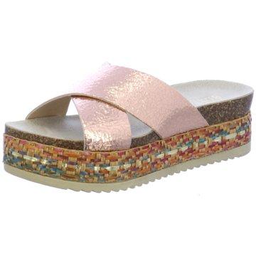 Trend Shoe Global Schuh-Brands rosa