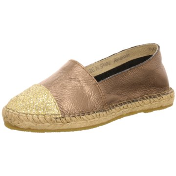 I love Candies Espadrille braun