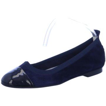 Lusar Klassischer Ballerina blau