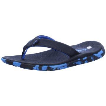 Fashy Offene Schuhe schwarz