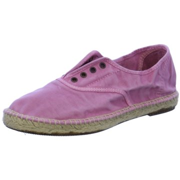Natural World Eco Espadrille pink