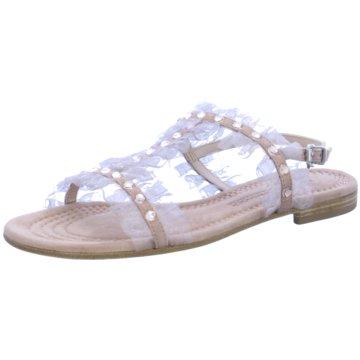 Kennel + Schmenger Modische Sandaletten beige