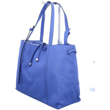 GIANNI CHIARINI Shopper blau