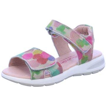 Däumling Offene Schuhe bunt