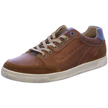 Australian Footwear Klassischer Schnürschuh braun