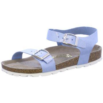Genuine Sandale blau