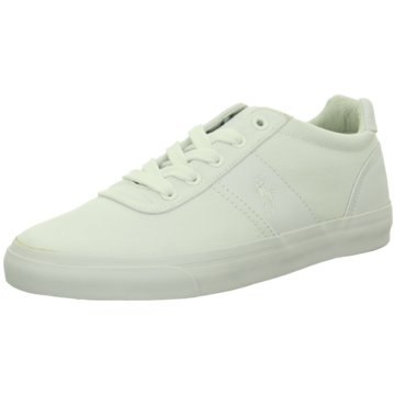 Lauren by Ralph Lauren Sneaker Low weiß