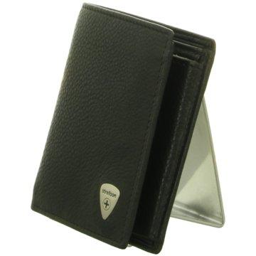 Strellson Geldbörse schwarz