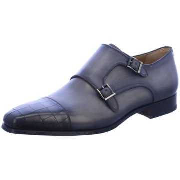 Magnanni Business Slipper grau
