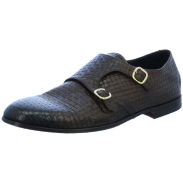 DOUCAL´S Business Slipper braun