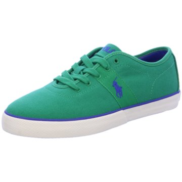Lauren by Ralph Lauren Sneaker Low grün