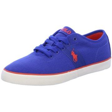 Lauren by Ralph Lauren Sneaker Low blau