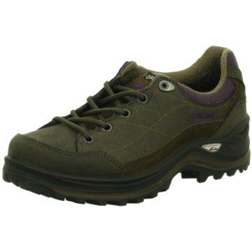 LOWA Outdoor Schuh braun