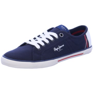 Pepe Jeans Sneaker Low braun