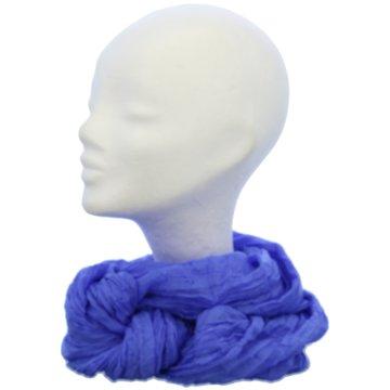 Seiden-Grohn Tücher & Schals Damen blau