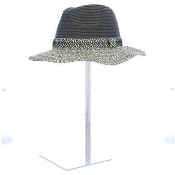 Seiden-Grohn Hut Damen grau