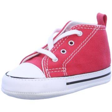 Converse Kleinkinder Mädchen rot