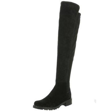 Lamica Overknee Stiefel schwarz
