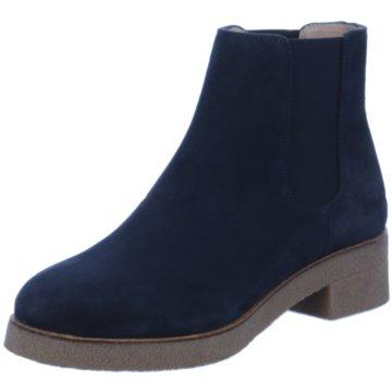 Unisa Modische Stiefeletten blau
