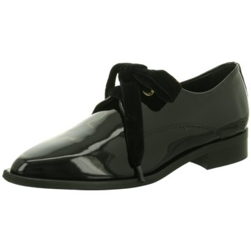 MarcCain Eleganter Schnürschuh schwarz