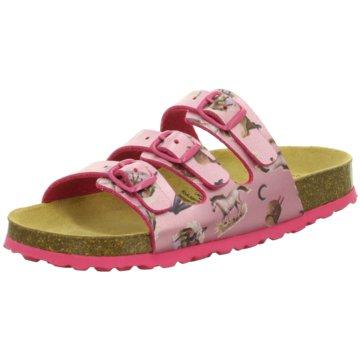 Esca Offene Schuhe rosa