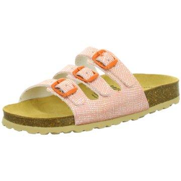 Esca Offene Schuhe orange