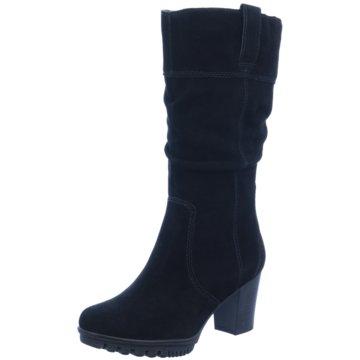 Soft Line Klassischer Stiefel schwarz