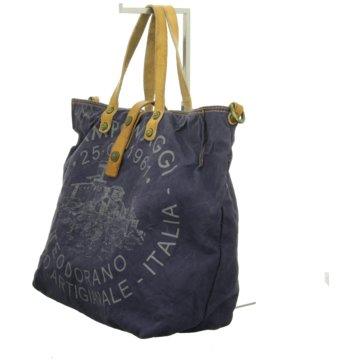 Campomaggi Handtasche blau