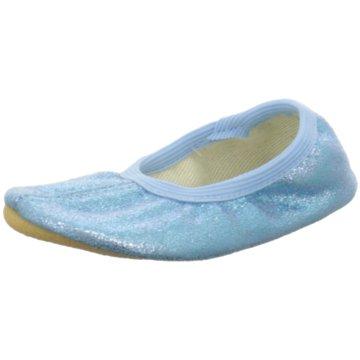 Beck Gymnastikschuh blau