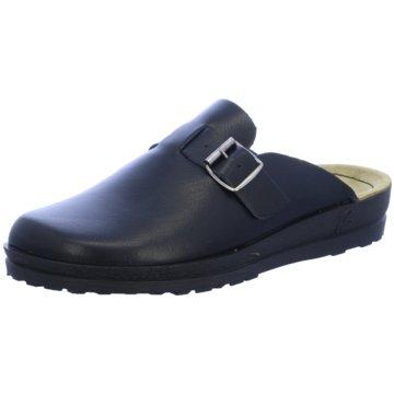 Beck Komfort Sandale schwarz