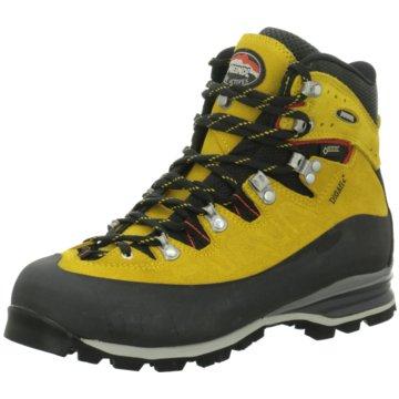 Meindl Outdoor Schuh gelb