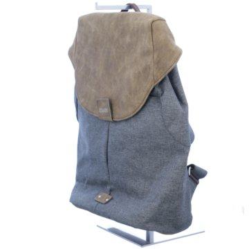 Zwei Rucksack grau