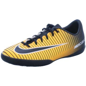 Nike Trainings- und Hallenschuh gelb