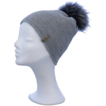 Hut Weber Hüte & Mützen grau
