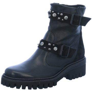 Paul Green Biker Boot schwarz