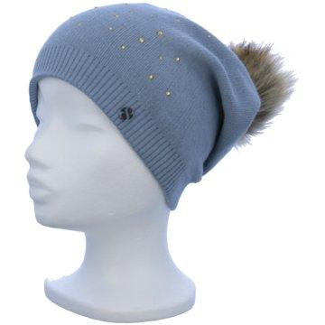 Seiden-Grohn Hüte & Mützen blau
