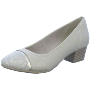 Soft Line Komfort Pumps grau