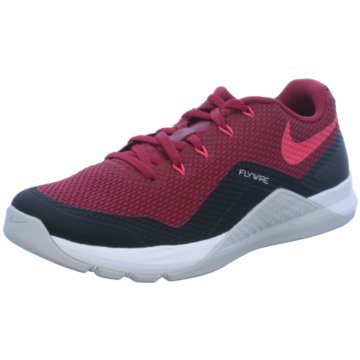 Nike Hallenschuhe rot