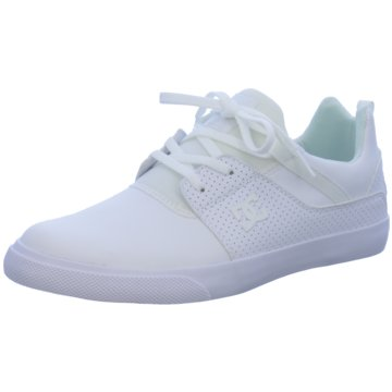 DC Shoes Street Look weiß